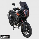 Ermax 0154006-54 High Protection Screen 48cm for 1290 Adventure S 2017 Grey