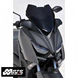Ermax 0302Y79-56 Windshield Sport for X-Max 300 17 Dark Black