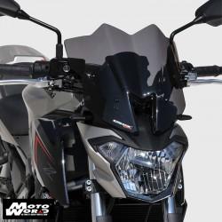 Ermax 0303095-03 Saute Vent Sport for Z650 2017 Light Black