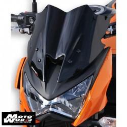 Ermax 030356084 Nose Screen Sport 30cm for Z800/800E 13 Dark Black