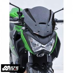 Ermax 030356090 Nose Screen Sport 30cm for Z300 15-16 Dark Black