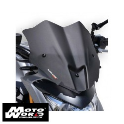 Ermax 030456108 Nose Screen Sport 30cm for GSXS1000 15-16 Dark Black