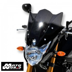Ermax 060202108 Nose Screen HP +38cm for FZ8 10-12 Smoke