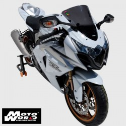 Ermax 070403095 Aeromax Screen for GSXR 1000 09-10 Light Black