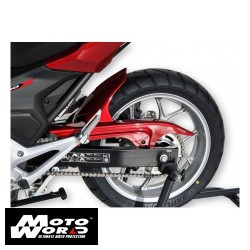 Ermax 730100119 Rear Hugger for NC750X 2016 Unpainted