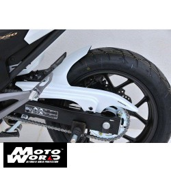 Ermax 730100141 Rear Hugger for NC750X 14-15 Unpainted