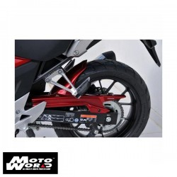 Ermax 730100156 Rear Hugger for CB500X 2016 Unpainted