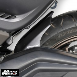 Ermax 730200110 Rear Hugger for 530 T-Max 2012/2013 Unpainted