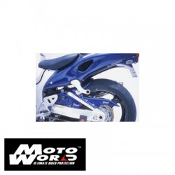 Ermax 730400038 Rear Hugger for Suzuki GSX1300R 99/05 Unpainted
