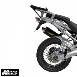 Ermax 731000025 Rear Hugger for BMW R1200GS 04/12 Unpainted