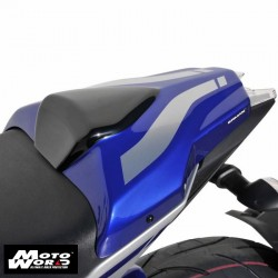 Ermax 8502Y22-No Seat Cowl for Yamaha MT09/FZ9 Black 2017