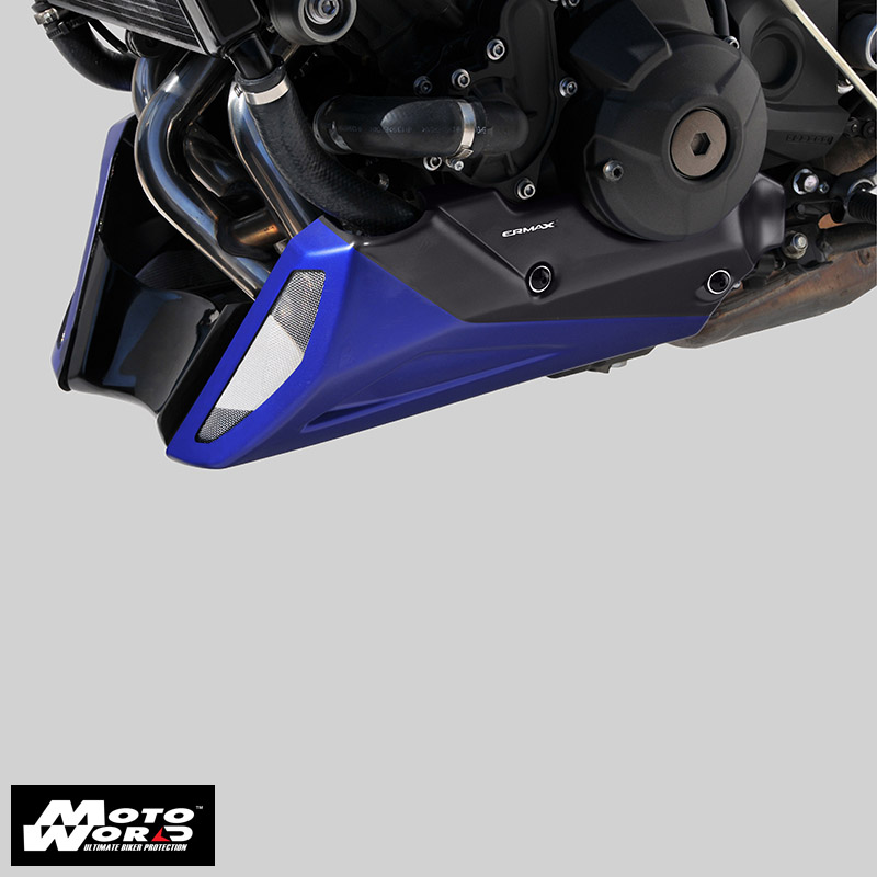 Ermax 890200A25 Belly Pan Evo for MT09/FJ09 Tracer 15-17 Unpainted