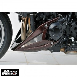 Ermax 890300077 Belly Pan for Kawasaki Z 1000 2010 Unpainted