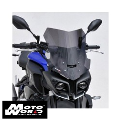 Ermax TO02132 Screen Sport Touring 39cm for Yamaha MT-10 16-17