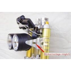 GSG 10870AL/4758 Headlight Bracket