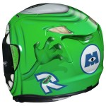 HJC RPHA 11 Mike Wazowski Full Face Motorcycle Helmet - Small