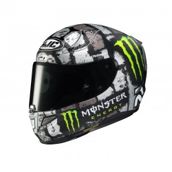 HJC RPHA 11 Crutchlow Silverstone Full Face Motorcycle Helmet - PSB Approved