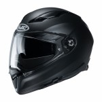 HJC F70 Solid Full Face Motorcycle Helmet