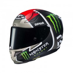HJC RPHA 11 Jonas Folger Replica MC1SF Full Face Motorcycle Helmet - PSB Approved