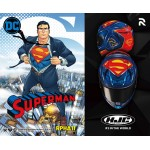 HJC RPHA 11 Superman Dc Comics Full Face Motorcycle Helmet