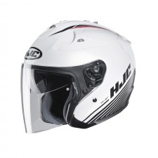 HJC FG JET Paton Open Face Motorcycle Helmet - PSB Approved