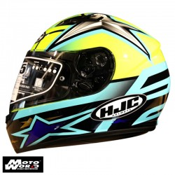 HJC CS-15 Toni Elias 24 MC4H Full Face Motorcycle Helmet Buy 2 for $280