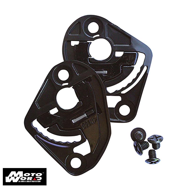 HJC HJ 17 SY Max III Gear Plate Set