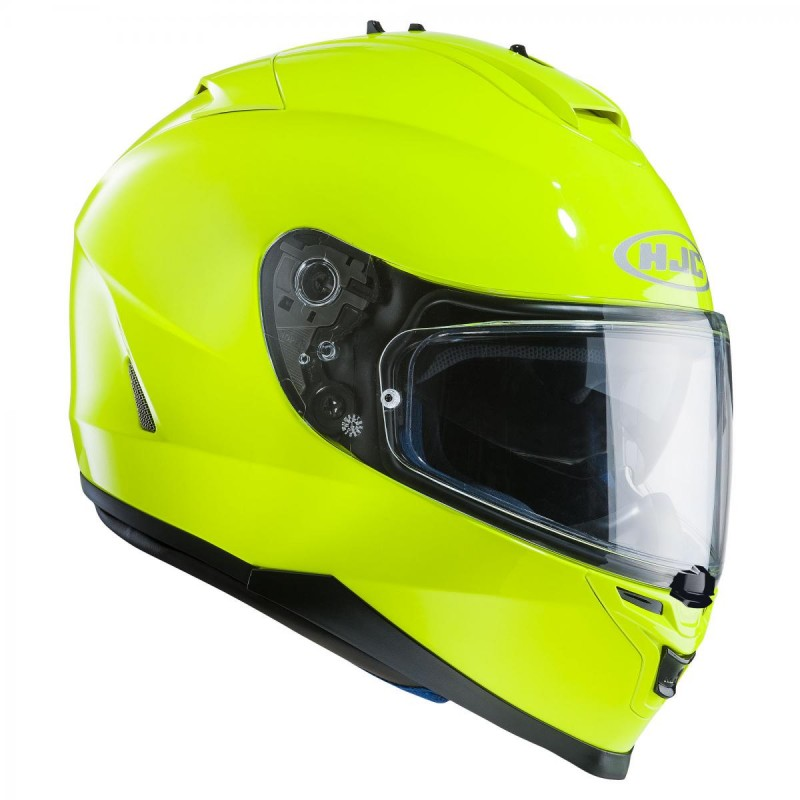 HJC IS 17 Solid Full Face Motorcycle Helmet