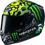 HJC RPHA 11 Crutchlow Special 1 MC4HSF Full Face Motorcycle Helmet - PSB Approved