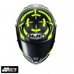 HJC RPHA 11 Iannone 29 Replica Full Face Motorcycle Helmet - PSB Approved