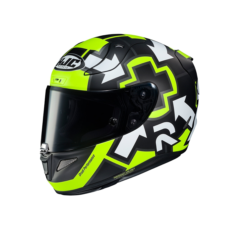 HJC RPHA 11 Iannone 29 Replica MC4HSF Full Face Motorcycle Helmet - PSB Approved
