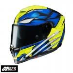 HJC RPHA 70 Wolverine X Men MC3H Full Face Motorcycle Helmet