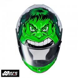 HJC CL 17 Hulk Marvel Full Face Motorcycle Helmet