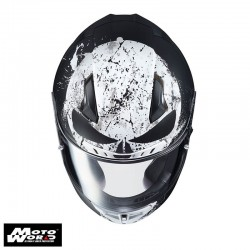 HJC CL 17 Punisher II Marvel Full Face Motorcycle Helmet