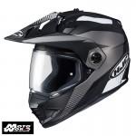 HJC DS X1 Awing Dual Sport Motorcycle Helmet