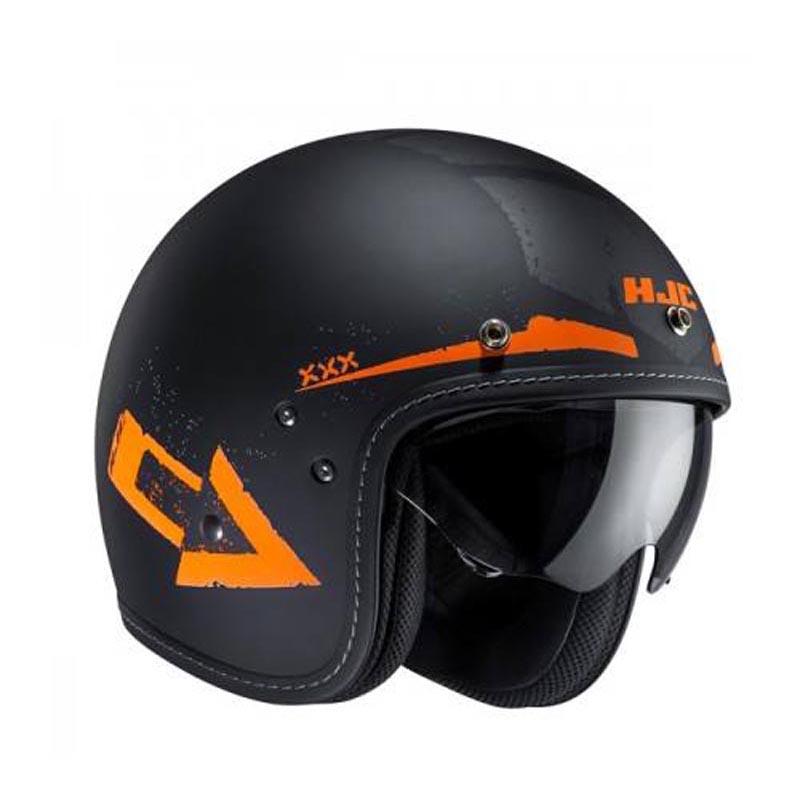 HJC FG 70S Tales MC7F Classic Motorcycle Helmet