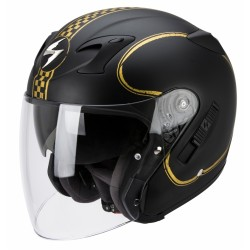 Scorpion EXO-220 Bixby Open Face Motorcycle Helmet