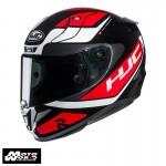 HJC RPHA 11 MC1 Scona Full Face Motorcycle Helmet - PSB Approved