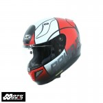 HJC RPHA 11 MC1SF Quintain Full Face Motorcycle Helmet - PSB Approved