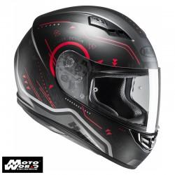 HJC CS-15 Safa Full Face Motorcycle Helmet - PSB Approved