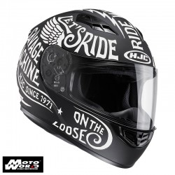 HJC CS 15 Rebel Full Face Motorcycle Helmet