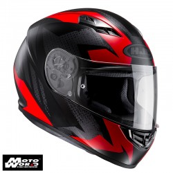 HJC CS 15 Treague Full Face Motorcycle Helmet