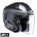 HJC FG JET Acadia Open Face Motorcycle Helmet