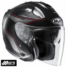 HJC FG Jet Jike Open Face Motorcycle Helmet