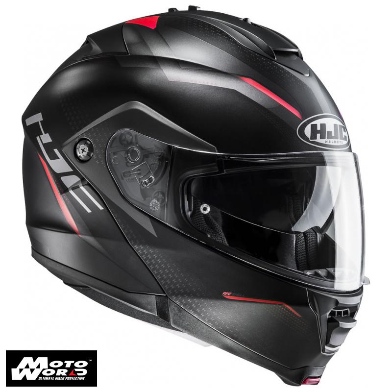 HJC IS Max 2 Dova Modular Motorcycle Helmet