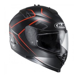 HJC IS 17 Lank Full Faced Full Face Motorcycle Helmet