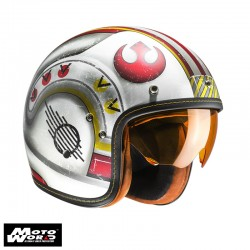 HJC FG 70S X Wing Fighter Pilot MC1F Classic Motorcycle Helmet
