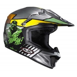 HJC CL XY2 Avengers MC21 Off Road Youth Motorcycle Helmet