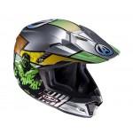 HJC CL XY2 Avengers MC21 Off Road Youth Motorcycle Helmet