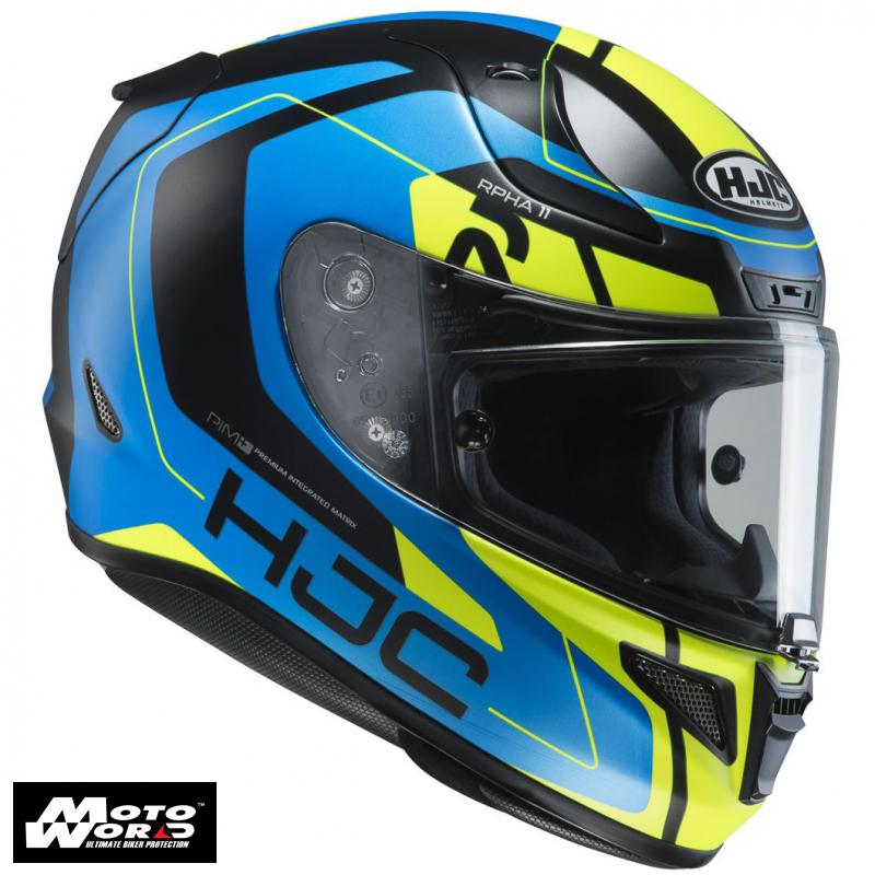 HJC RPHA 11 Chakri Full Face Motorcycle Helmet